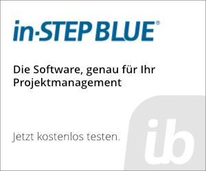 DE Jetzt in-STEP BLUE kostenlos testen