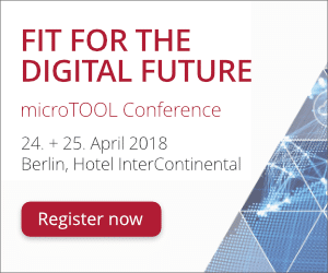 EN Register now for the microTOOL conference
