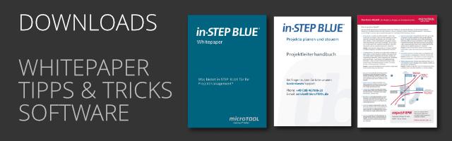 DE in-STEP BLUE Downloads