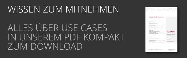 DE Das USE CASE Handbuch als PDF