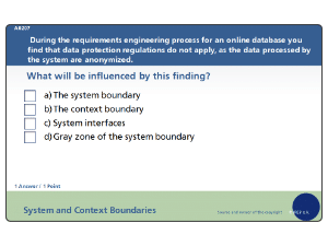 IREB CPRE Questions