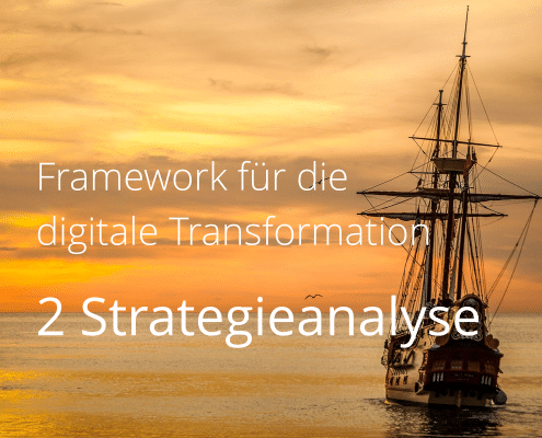 Auf der Reise zur digitalen Transformation