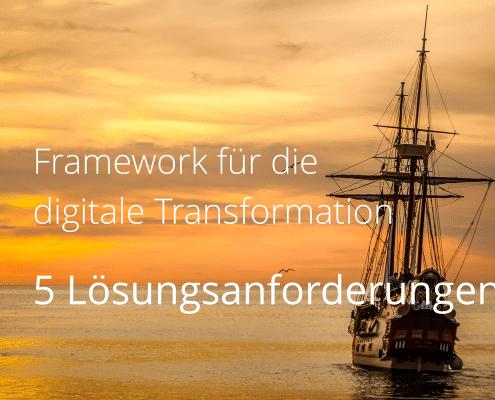 Reise zur digitalen Transformation: Teil 5