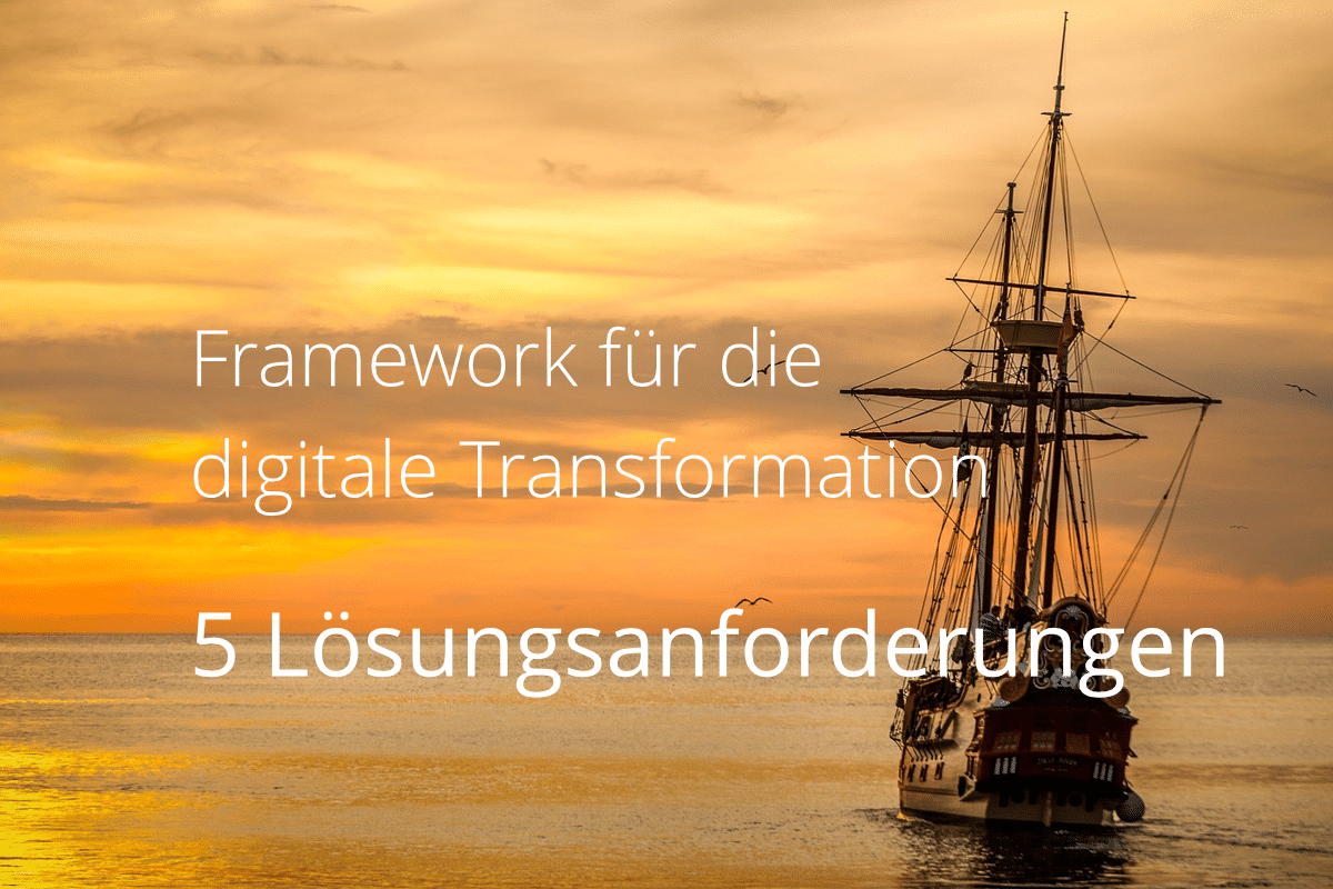 Reise zur digitalen Transformation: Teil 5