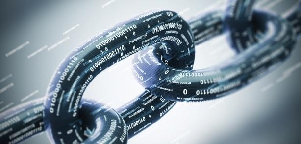 Blockchain digitale Transformation auf dem Vormarsch