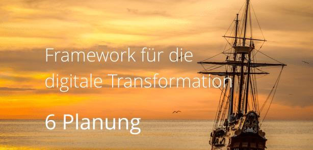 Reise zur digitalen Transformation