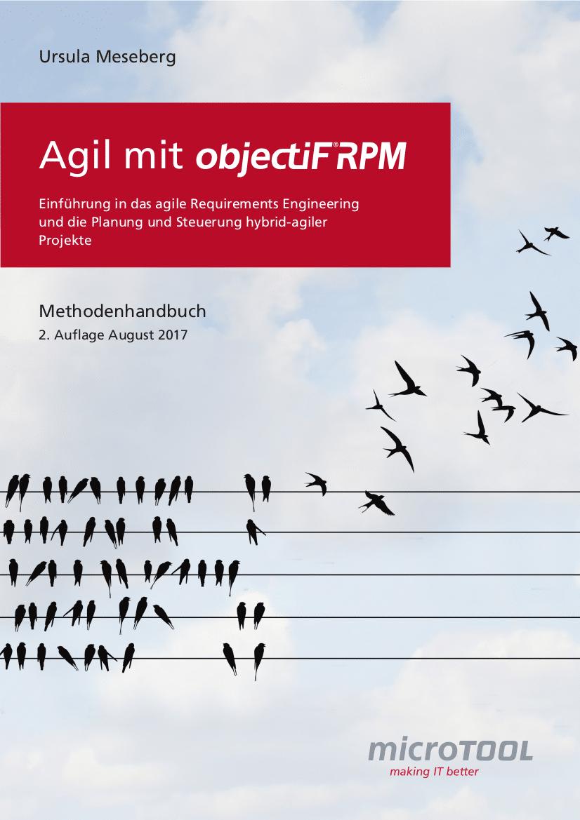 Methodenhandbuch: Agil mit objectiF RPM