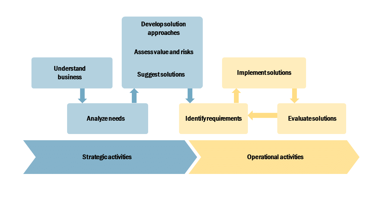 Scope of business analysis