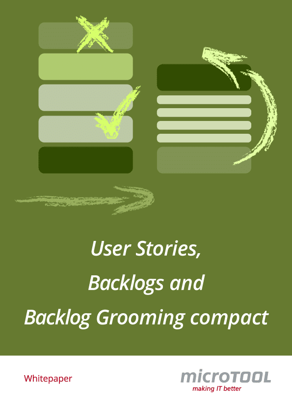 User Stories Backlogs and Backlog Grooming