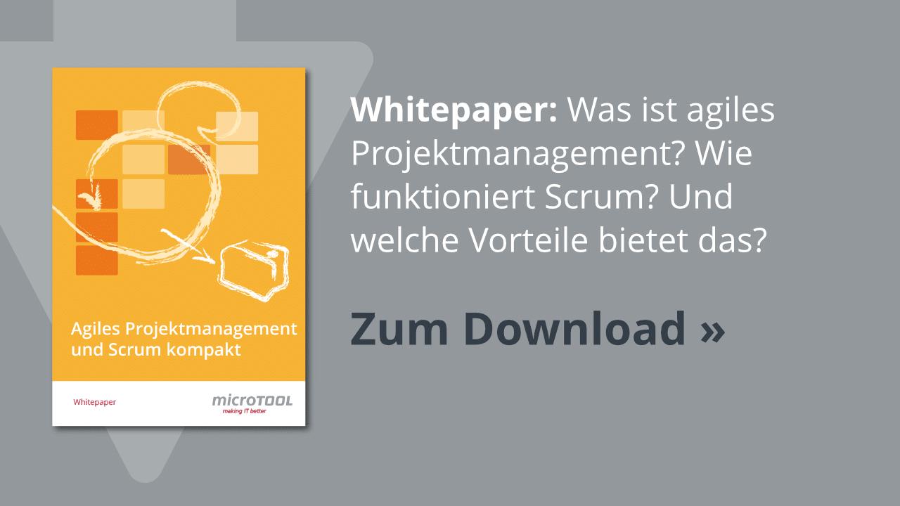 Whitepaper: Agiles Projektmanagement und Scrum