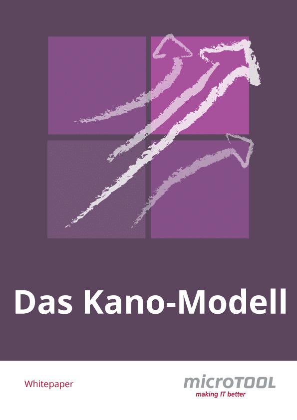 Whitepaper Das Kano-Modell