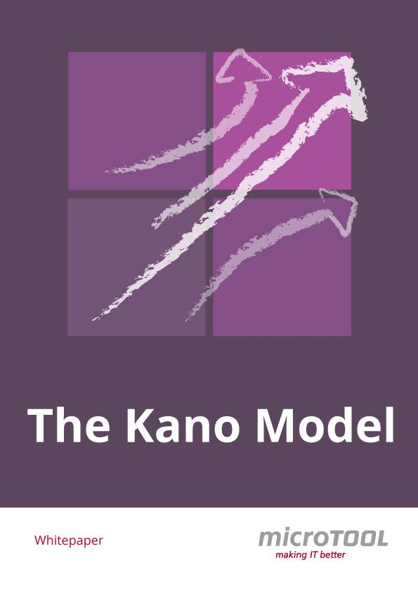 Whitepaper The Kano Model