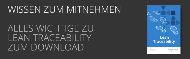 DE Lean Traceability Whitepaper