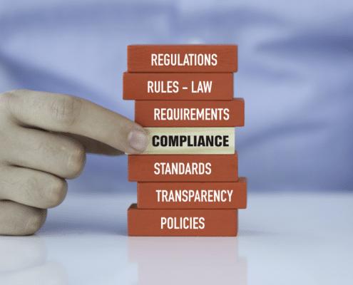 Compliance Prozessbausteine