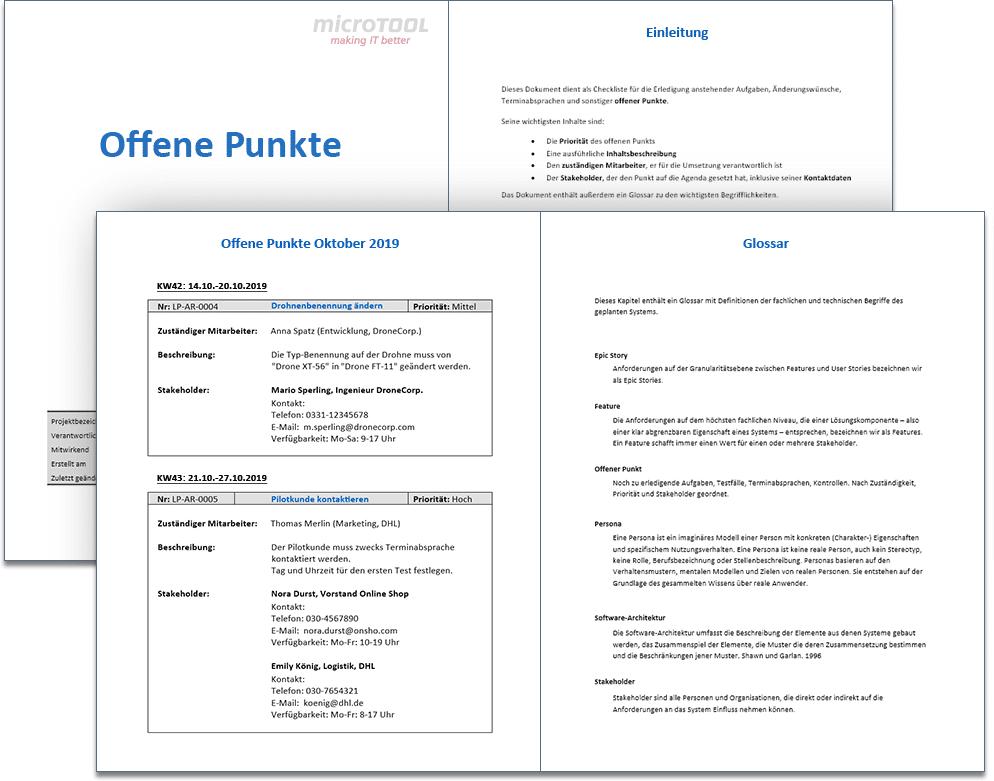 Finales Dokument in objectiF RPM