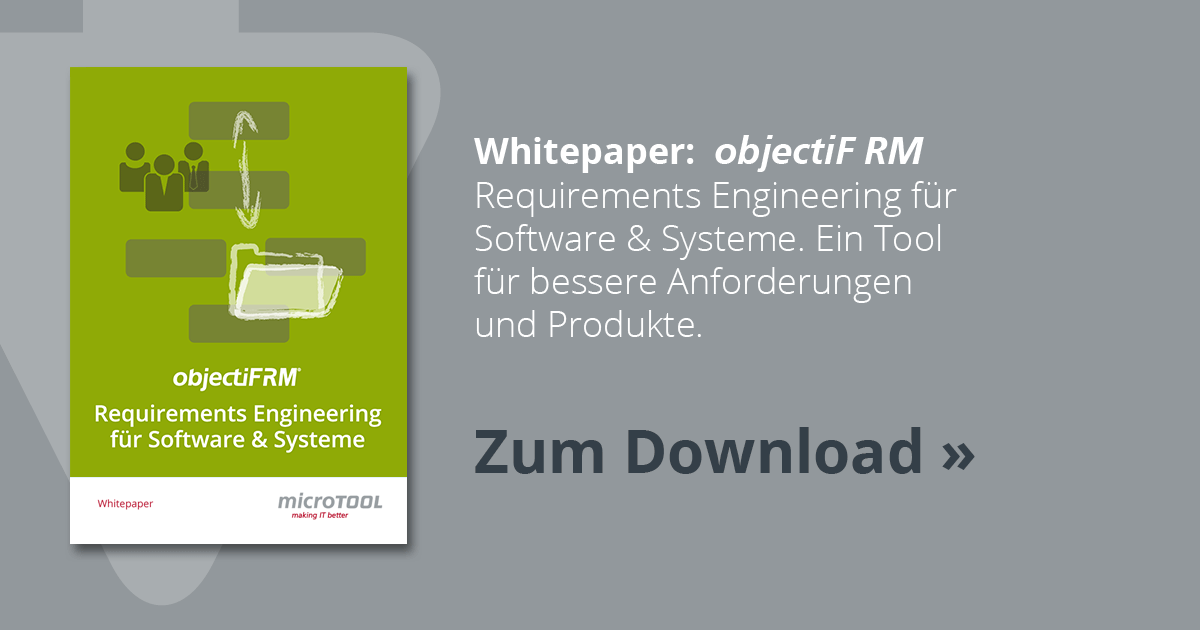 Whitepaper objectiF RM - Zum Download
