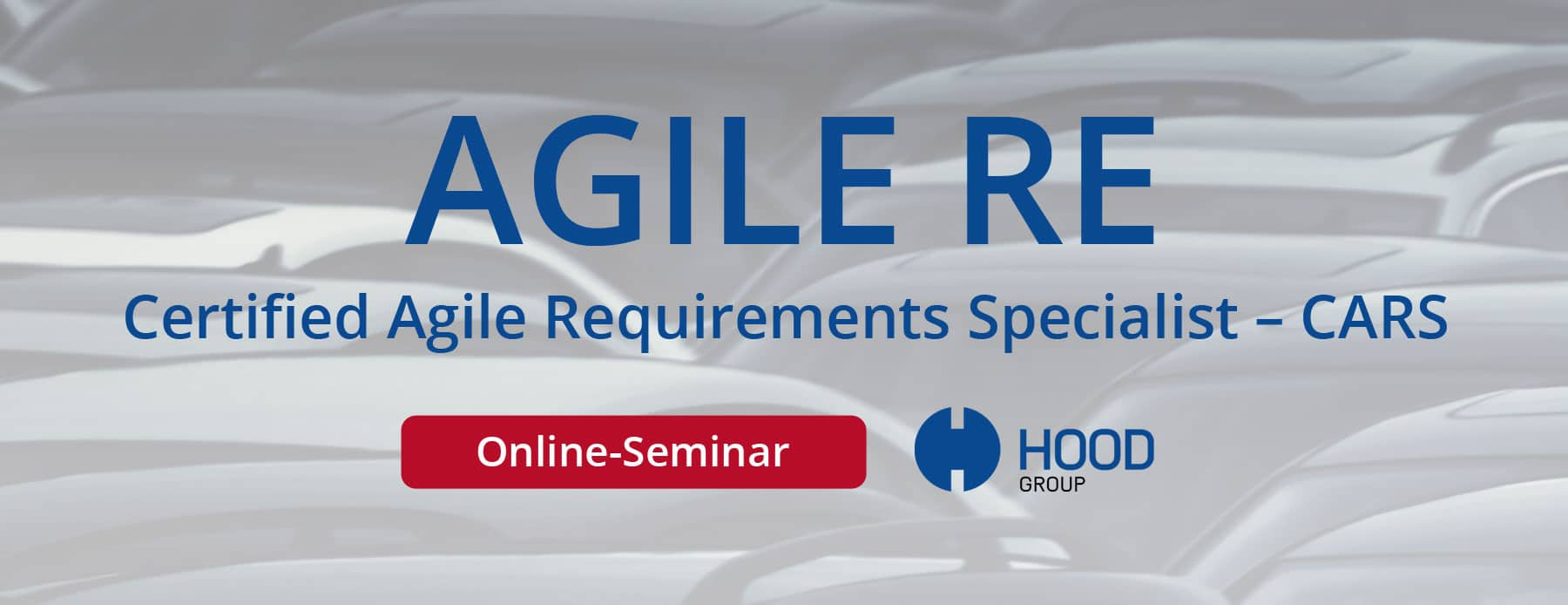 Online Seminar: Agile RE - Certified Agile Requirements Specialist