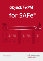 Whitepaper objectiF RPM for SAFe®