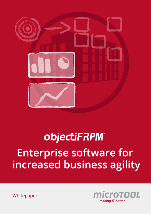 objectiF RPM - Enterprise software - Whitepaper