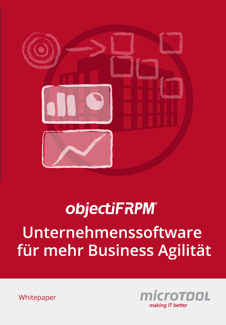 objectiF RPM - Unternehmenssoftware - Whitepaper - Download