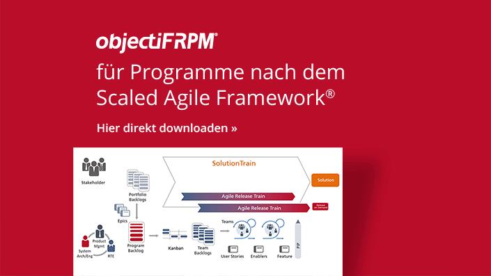 objectiF RPM für SAFe®