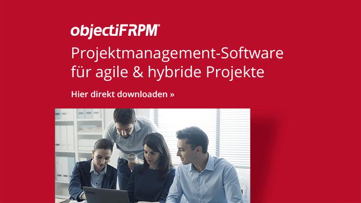 objectiF RPM - Projektmanagement Software