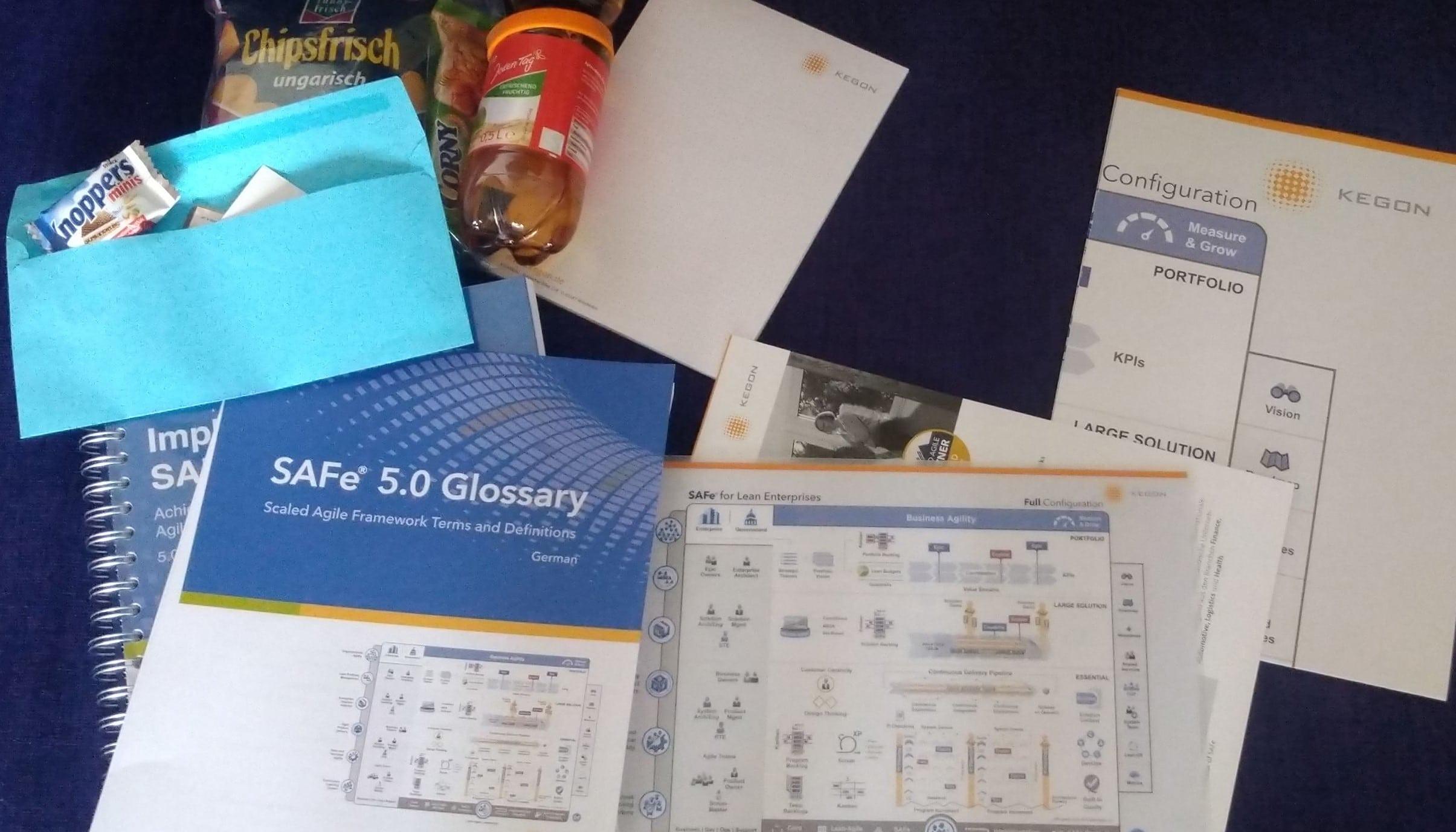 Schulungsmaterial SPC