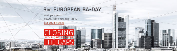 3rd European Business Analysis Day
