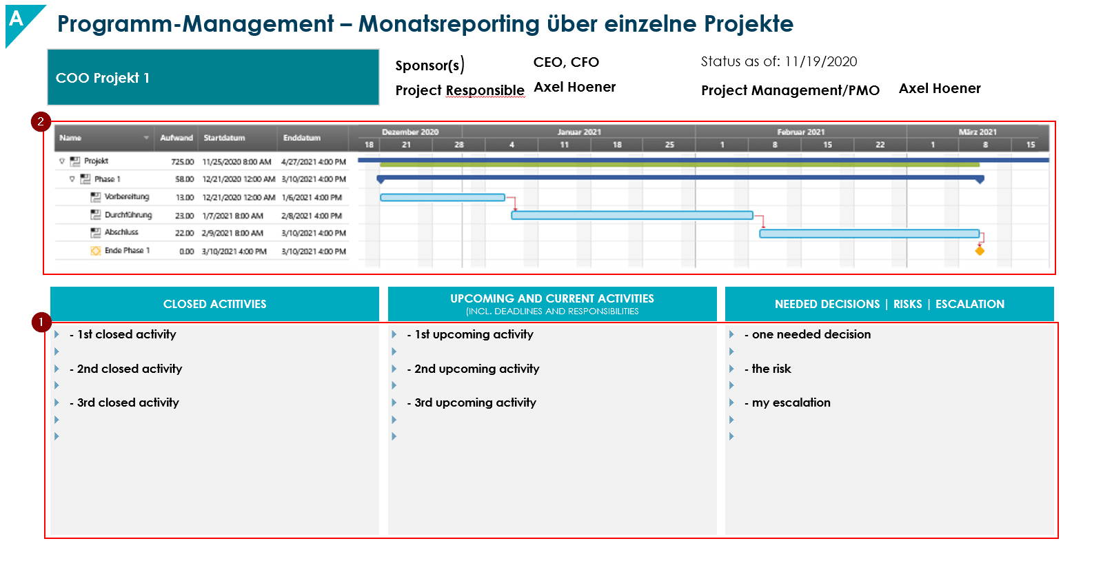 Powerpoint Export objectiF RPM