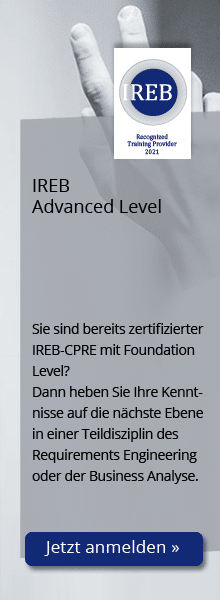 DE IREB CPRE Advanced Level