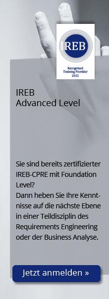 DE IREB CPRE Advanced Level