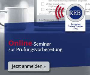DE Seminar IREB CPRE Foundation Level