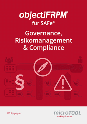 IT GRC in objectiF RPM für SAFe® - Whitepaper