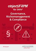 Whitepaper - GRC - objectiF RPM für SAFe®