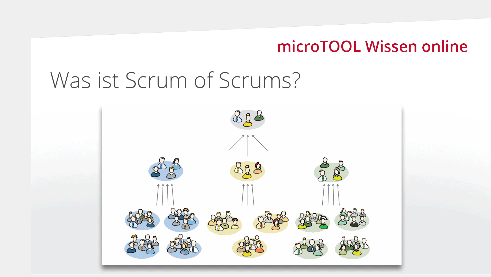 Was ist Scrum of Scrums?