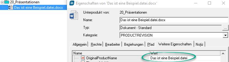 Test der RegEx Dateinamen Verkürzung