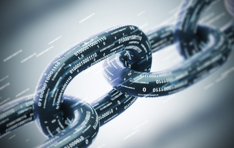 Blockchain digitale Transformation auf dem Vormarsch