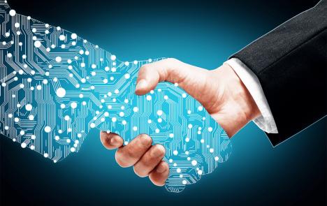 Digitalisierung – Die schnellste Revolution aller Zeiten: Prüfen Sie Ihr Geschäftsmodell! (Autor: Frank Hälsing, Illustrator: 613033814 Peshkova)