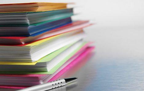 Projektdokumentation reduzieren