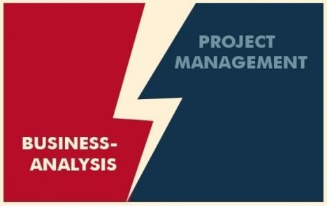 business analysis or project management