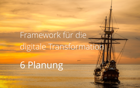 Reise zur digitalen Transformation