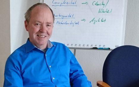 Leonhard Limburg im Gespräch