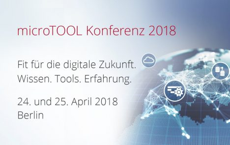 27. microTOOL Konferenz
