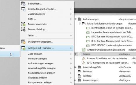 objectiF RPM: Benutzerdefiniertes Formular anlegen