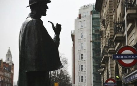 sherlock holmes as project manager